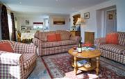 Living area in Cothi