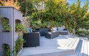 Raised Outdoor Terrace