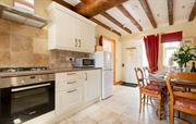 Foldyard kitchen