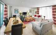 The Granary living/dining room