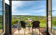 Ewelands/Cowslip Retreat: enjoy the view!