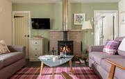 Keep cosy by the woodburner in the winter