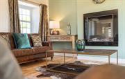 Barn Cottage sitting room