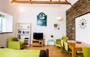 Number 3 - Sleeps 4 – Lounge/Diner
