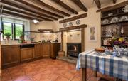 Farmhouse kitchen/dining