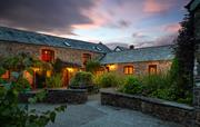Award winning barn conversions set in a courtyard