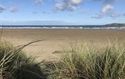 Poppit Sands Beach