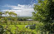 Enjoy wonderful views across Cornwall