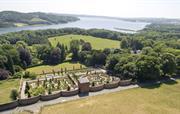 Hopton Hall with views to Carsington Water