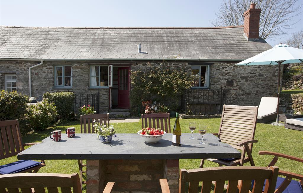 Geoffs Barn Cottage
