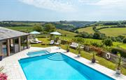 Take a dip in our heated outdoor pool