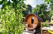 Sauna at Millbrook