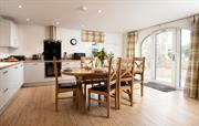 Open-plan kitchen in The Arches