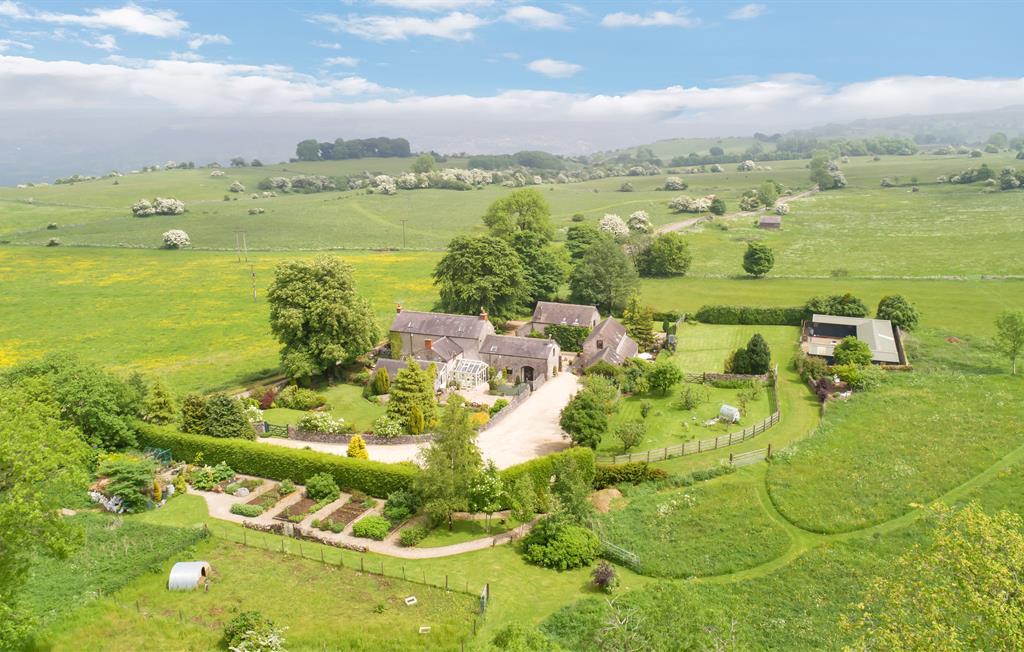 Blakelow Farm - the setting