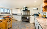 Penblaith Barn Kitchen