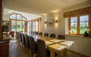 Hall Beck Cottage dining room