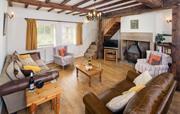 Bray Cottage Lounge