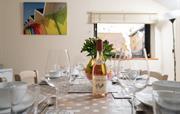 Blyth's View kitchen/diner