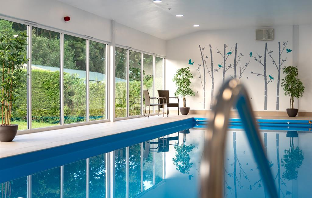 Exclusive use of Swimming Pool and Spa Facility