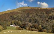 Swainsley Farm nestling in the Manifold Valley