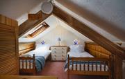 The Dairy loft bedroom