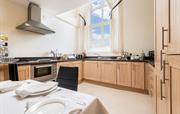 Pew Corner dining/kitchen