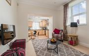 Cosy Treat Sitting Room to open plan Kitchen