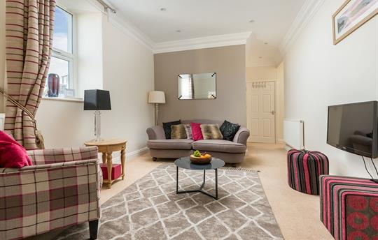 Cosy Treat Sitting Room