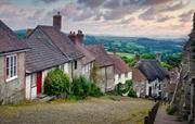 Gold Hill, Shaftesbury Dorset