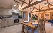The Bespoke Kitchen in The Apple Room.
