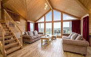 Living area with fantastic views