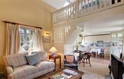 Saratoga Living Room