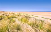 It's easy to find a quiet spot on Holkham beach