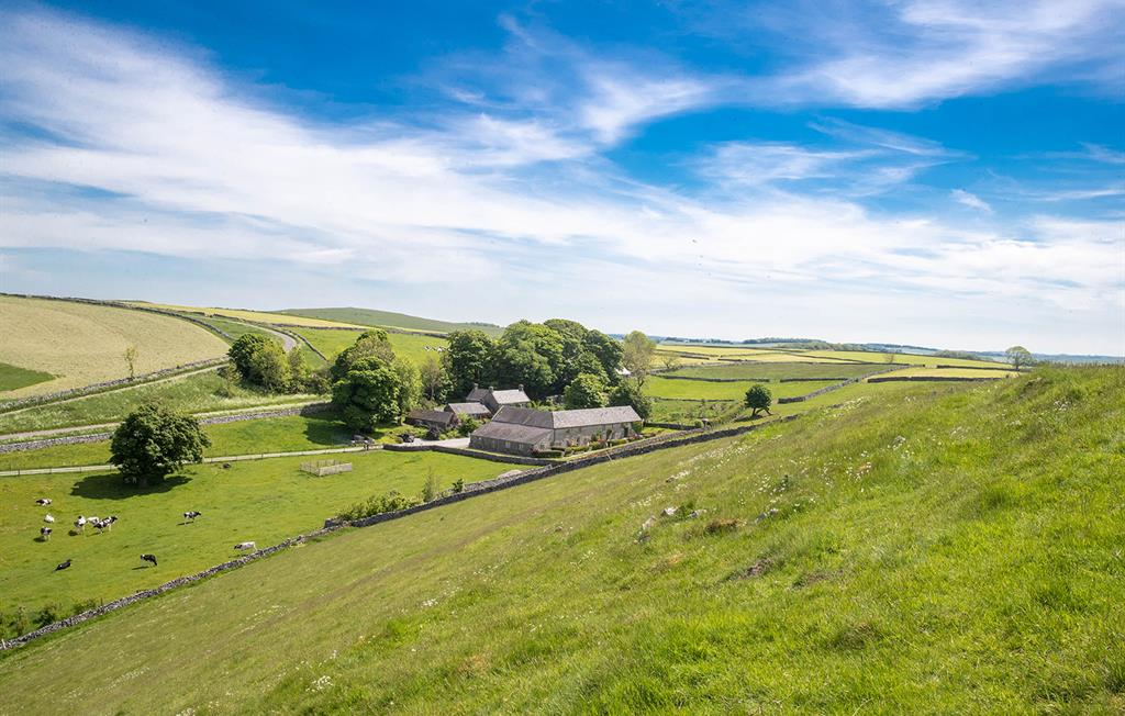 Wheeldon Trees Cottages - remote and secluded