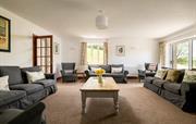 Pelham's spacious lounge