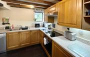 Elliott Cottage kitchen