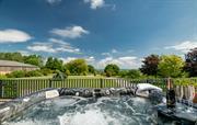Penblaith Barn Hot Tub