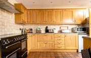 Well equipped kitchen ideal for self-catering