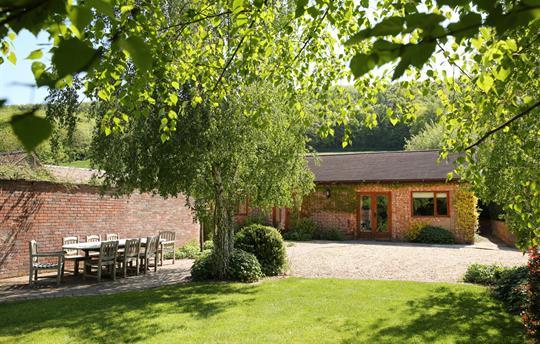 Curlew Cottage: Sleeping 8 in 4 ensuite bedrooms