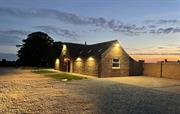 The Stables at Night
