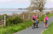 Cycling on the Tarka trail