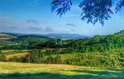Great views towards Bodmin