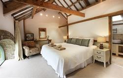 The Granary master bedroom