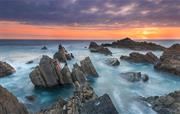 The North Cornish coast