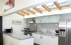 Kitchen at Garden House