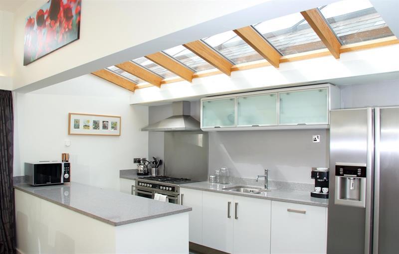 Kitchen at Garden House