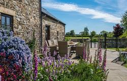 Delightful Granary patio