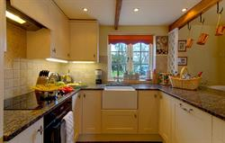 The Hayloft kitchen