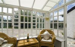 Coach House conservatory