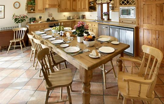 Ploughman's Rest Kitchen